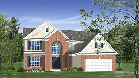 Home And House | house illustration home rendering gallery by howard digital premium house illustrations home