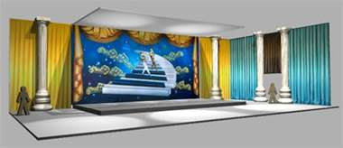 How To Make Stage Curtains Home Backdrops Fantastic