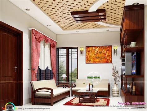 kerala traditional home interior designs in 2018
