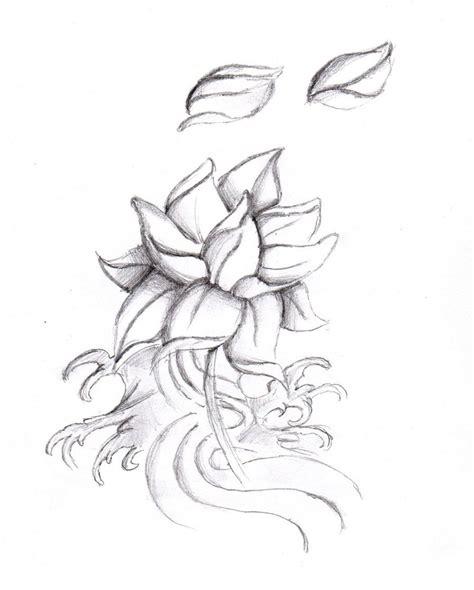 lotus tattoo designs black and white 34 black and white lotus tattoos
