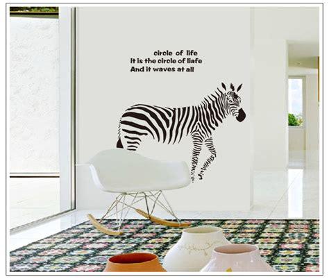 stiker dinding dekorasi dekorasi rumah decal mode lucu tahan air kamar tidur ruang keluarga
