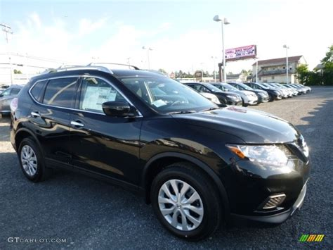 black nissan rogue 2016 2016 magnetic black nissan rogue s awd 113526425