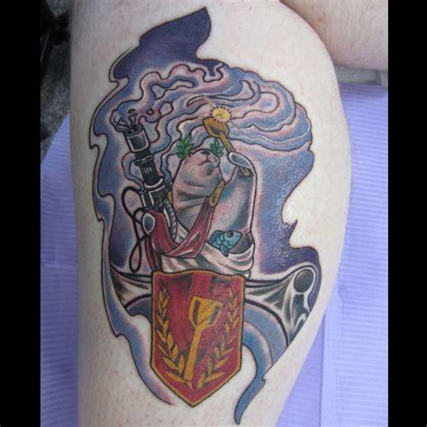 tattoo parlour orangeville chantelle danielle tattoo artist the altered native
