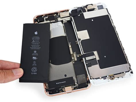iphone 8 plus battery replacement ifixit