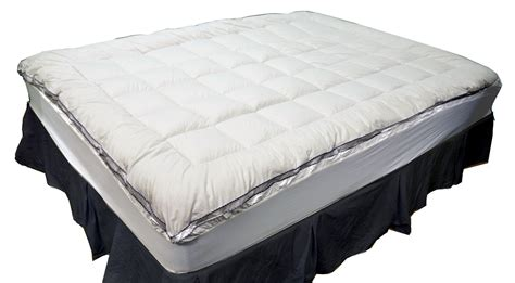 Hton And Pillow Top by New Luxury Pillowtop Mattress Topper Ebay