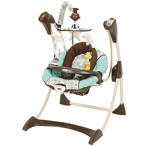 Swing In Milan by Graco Silhouette Swing In Milan Free Shipping Today