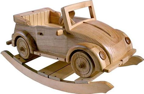solid wooden rocking car incredible diary  dr prem