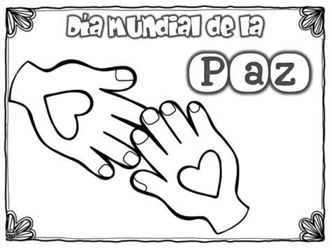 imagenes para dibujar sobre la paz d 237 a de la paz galer 237 a de dibujos y carteles ni 241 os del