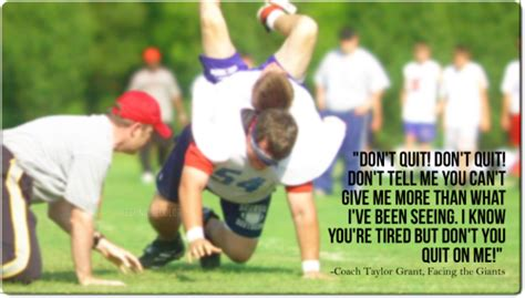film motivasi facing the giants facing the giants quotes faith quotesgram