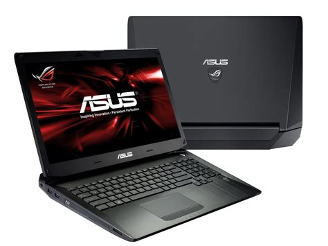 Asus Rog Laptop Ncix asus introduces the republic of gamers g750 laptop republic of gamers rog republic of