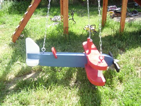 airplane swing airplane swing by lesj lumberjocks com woodworking