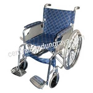 Kursi Roda Cbr kursi roda guan aluminium new pt central bandung raya