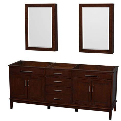 wyndham collection medicine cabinet wyndham collection hatton 78 5 in vanity cabinet with