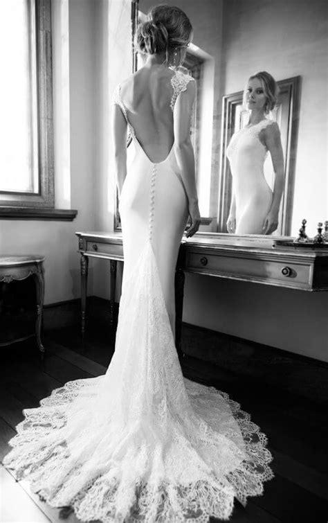Fitted Silk Wedding Dress Cap Sleeves | Martina Liana Wedding Dresses