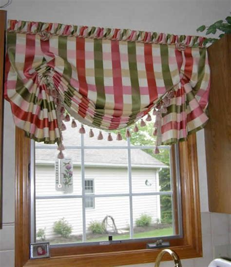 balloon curtains and shades valances pleated balloon shade with butterfly ends