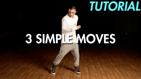 dance tutorial for beginners dailymotion 3 simple dance moves for beginners hip hop dance moves