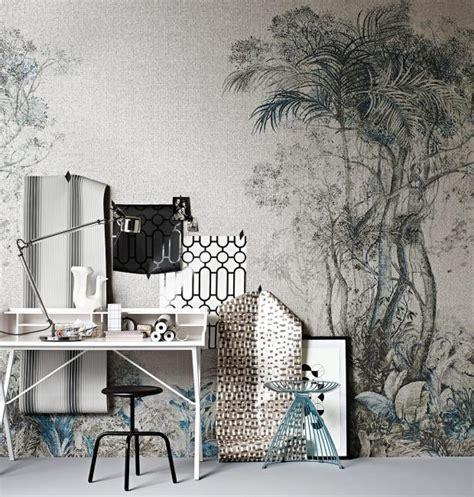 tapetenmuster schlafzimmer kreativ streichen