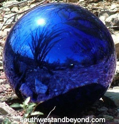 garden gazing balls