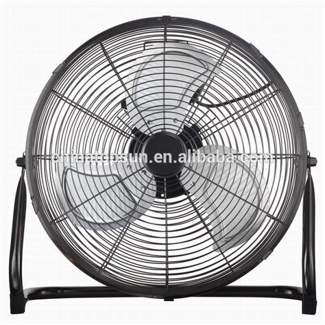 Quietest Floor Fan On The Market by High Velocity Quality Metal 18 Inch 120w Air Cooling Floor Fan Buy Home Appliance High