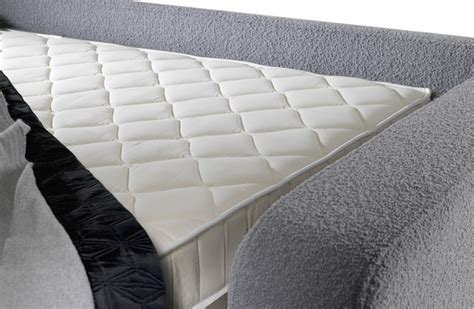 sofa bed with thick mattress sofa beds for every day use the sofa bed company