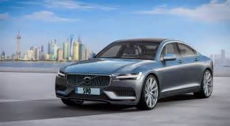 Volvo Quality Volvo S90 2016 Hd Wallpapers Free