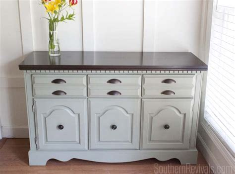 How To Makeover A Dresser by Client Files Vintage Sideboard Buffet Dresser Makeover