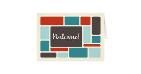 Welcome To The Team Card Template by Retro Employee Welcome To The Team Card Zazzle