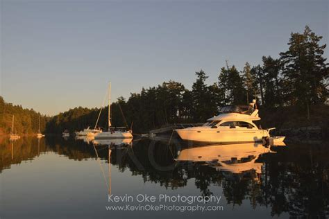 Wallace At Bay boating to wallace island marine provincial park the