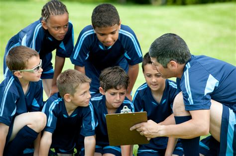 soccer couch how to become an all star youth soccer coach the sports