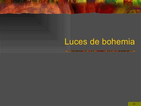 luces de bohemia 1521560021 luces de bohemia