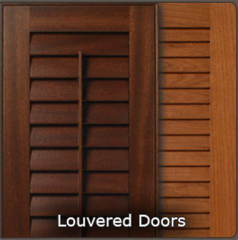 Louvered Door Cabinet Custom Solid Teak Bi Fold True Custom Louvered Closet Doors