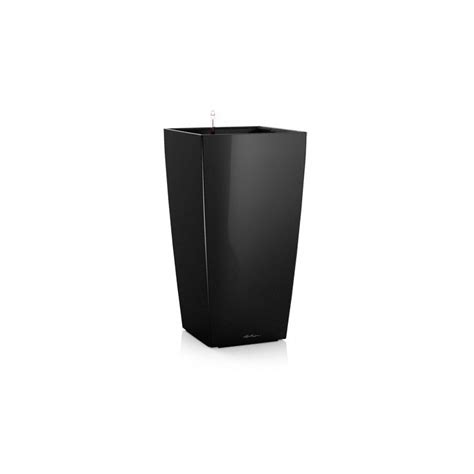 vaso lechuza vaso cubico premium 30 lechuza set completo