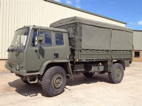 army vehicles leyland daf t45 4x4 personnel carrier shoot vehicle with