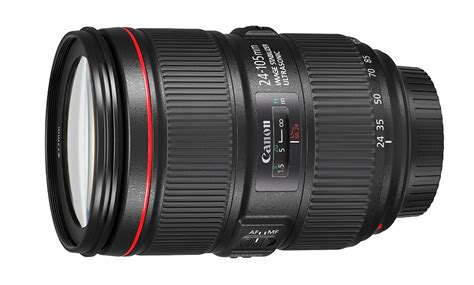 Lensa Canon Ef 24 105mm F4l Is Usm canon ef 24 105mm f 4l is ii usm and ef 16 35mm f 2 8l iii announced price 1 099 and 2 199