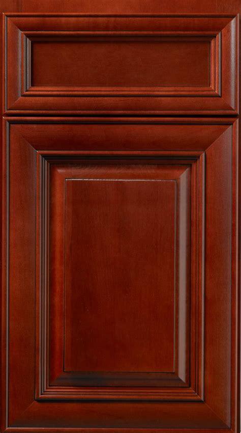 hudson crimson sample door