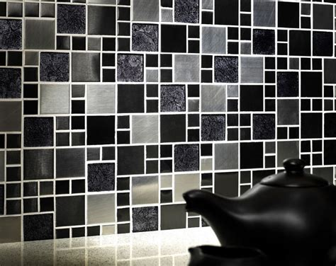 metallic mosaic bathroom tiles 30 ideas of using metallic mosaic tile in a bathroom