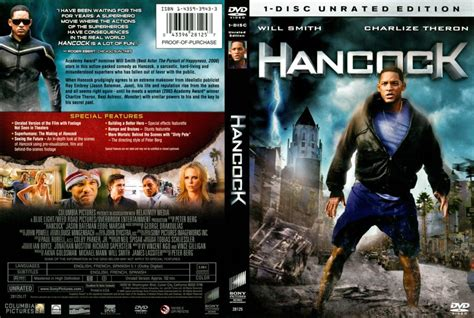 Dvd Hancock hancock unrated edition dvd scanned covers hancock front dvd covers