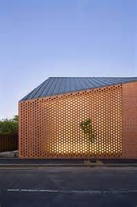 Bookcase London Perforated Building Facades That Redefine Traditional Design