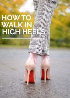 Are You Able To Walk In Heels All The Live Day by Walk In D Epices And Walks On