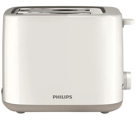 Toaster Philips buy philips hd2595 01 2 slice toaster white hd4644 60