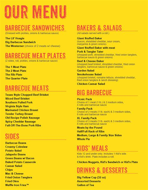 dickey s barbecue pit menu urbanspoon zomato