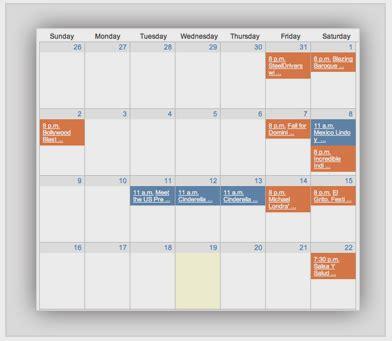doodle calendar open source tendenci open source software for nonprofit websites