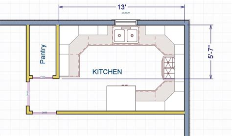 Kitchen Plan View Pictures Kitchen Plan View Free Home Designs Photos