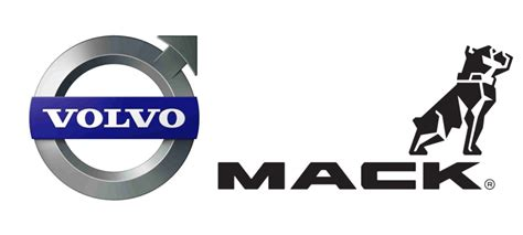 mack and volvo trucks mack trucks logo history imgkid com the image kid