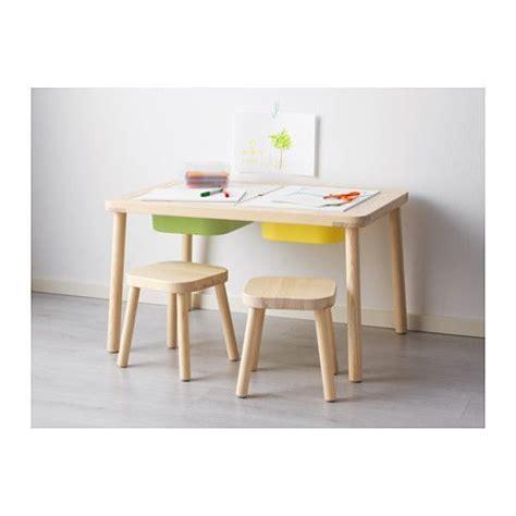 flisat table enfant tables enfants et ikea