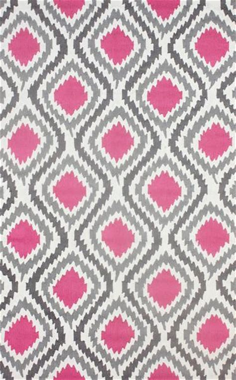 grey and pink rug retro garden pink and grey polyester area rug