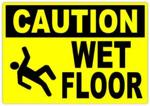 caution floor sign 101 caution safety sign templates