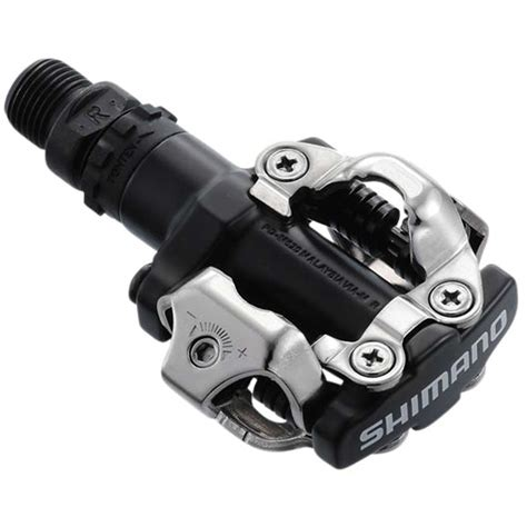 mountain bike clip pedals and shoes shimano m520 spd mountain bike clipless pedal with free