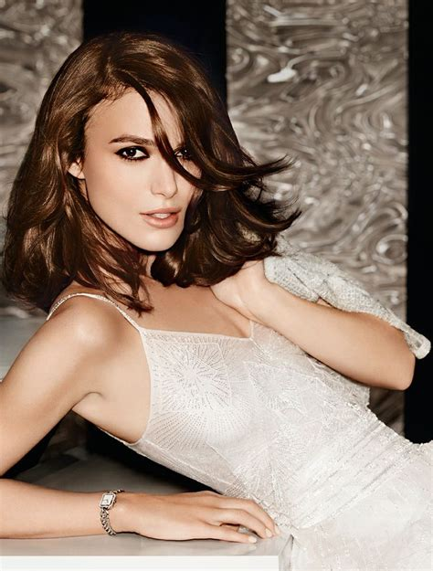 More Keira Knightley For Chanel Coco Mademoiselle by Keira Knightley Incarne Encore Coco Mademoiselle De