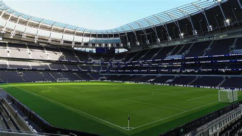 football news tottenham hotspurs  stadium